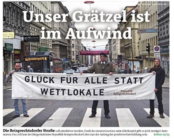 Wien anders – die Alternative zum Einheitspartei-Brei