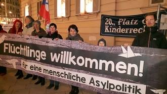 Wien Anders wendet sich strikt gegen Obergrenzen – Verrat der Wiener SPÖ an der 'Generation Hauptbahnhof'