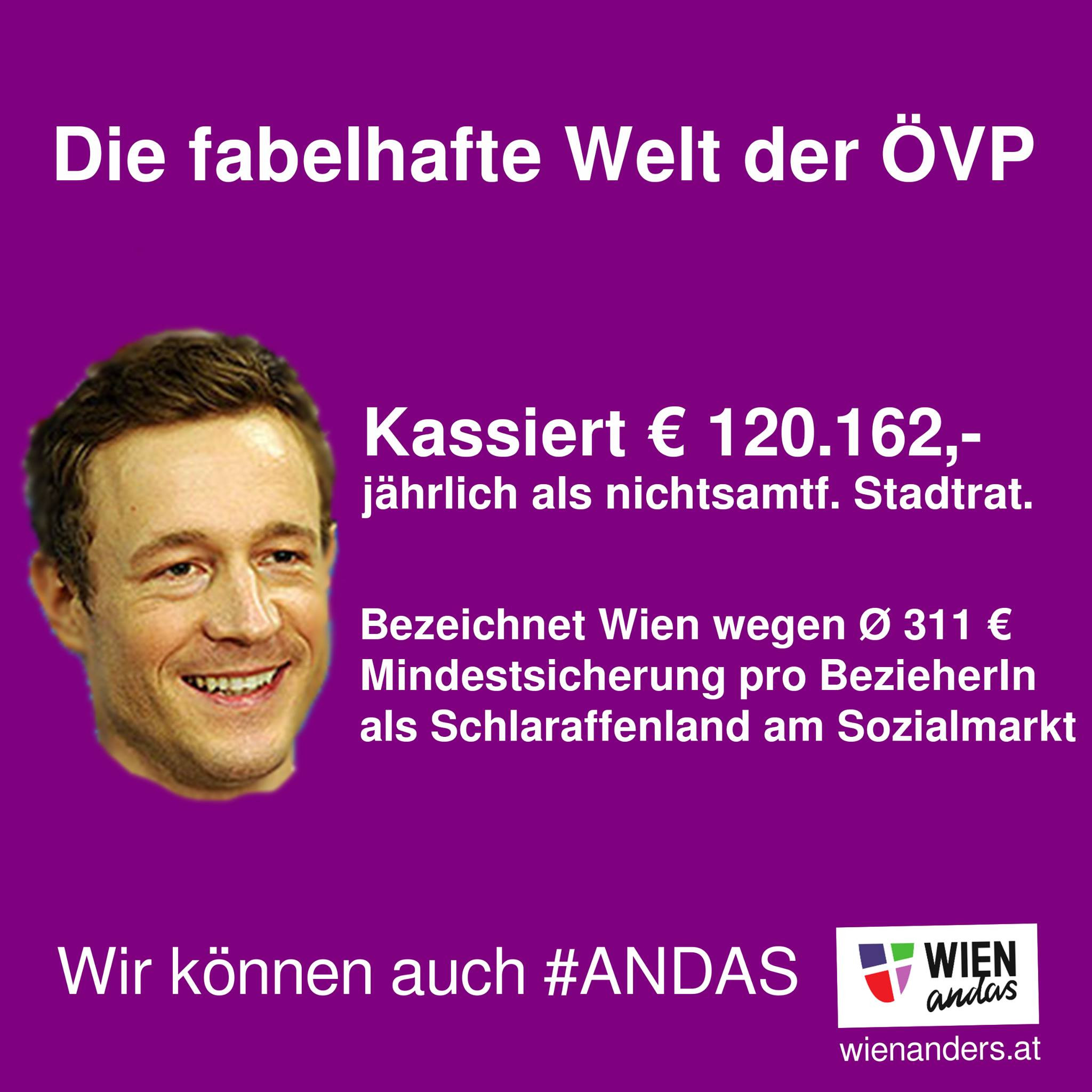 Die fabelhafte Welt der ÖVP